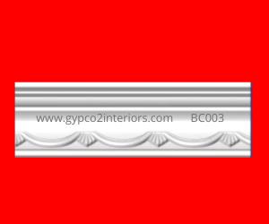 Cornice BC003