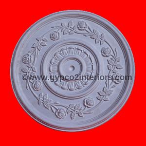 medallion 600mm rose