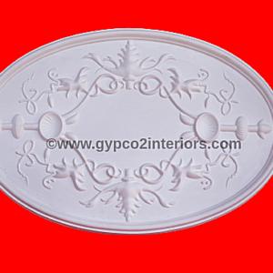 medallion oval medium